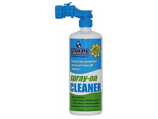 Natural Chemistry Spray-On Cleaner 1 QT | 00177