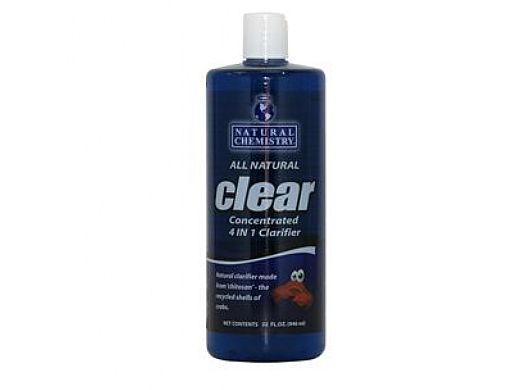Natural Chemistry Clear Clarifier 32oz. | 03555