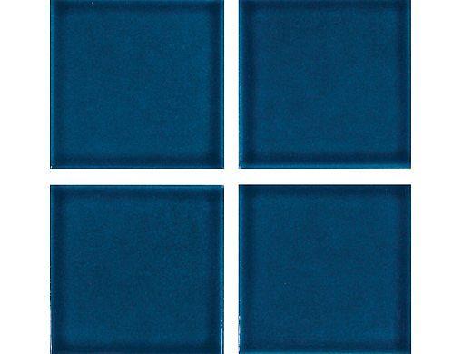 National Pool Tile Marine Field 3x3 Series Pool Tile | Ocean Blue | M391