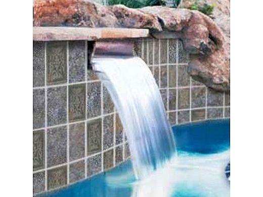 National Pool Tile Tuscany 6x6 Series | Pietra Azul Deco | HBLU DECO