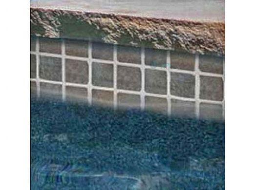 National Pool Tile Tuscany 2x2 Series | Pietra Azul | HBLU22