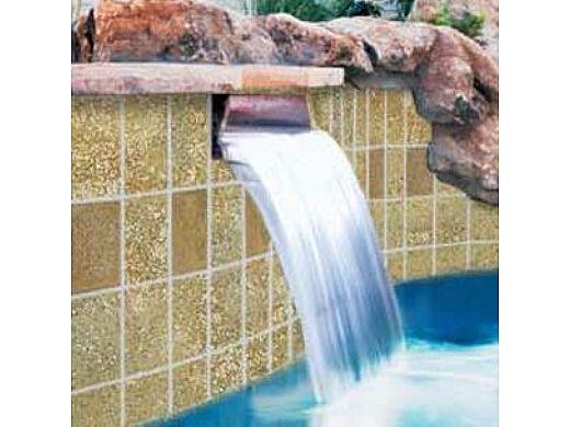 National Pool Tile Tuscany 6x6 Series | Pietra Verde Deco | HVER DECO