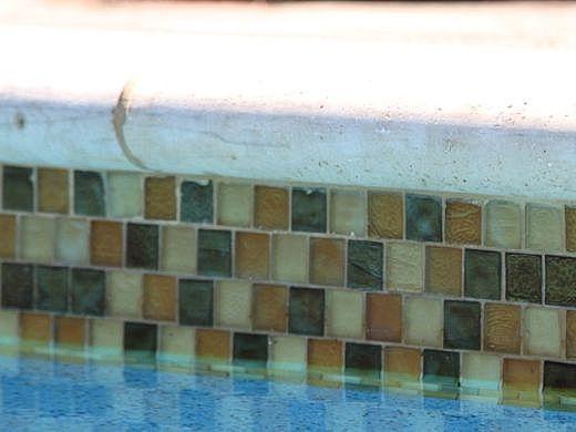 National Pool Tile Oceanscapes 1x1 Glass TIle | Doheney | OCN-DOHENEY