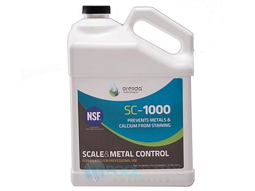 Orenda Technologies Scale & Metal Control   15 Gallons   SC-1000-15GAL