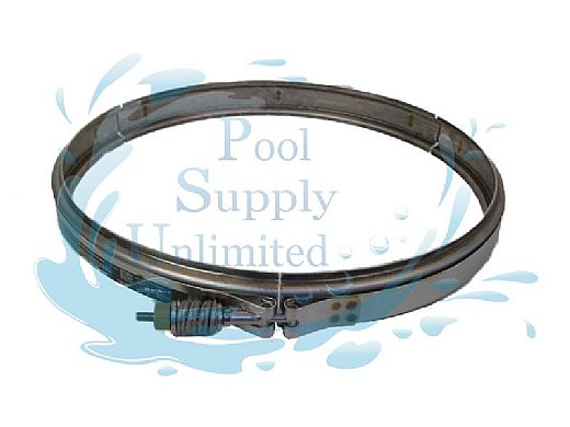 Pentair Filter Clamp Kit Kit with Tension Control Assembly   FNS Plus and Clean & Clear Plus Filter Tanks   190003