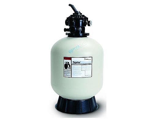 "Pentair Tagelus TA60 24"" Sand Filter and Valve with ClearPro Technology 
