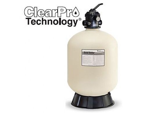 """Pentair 26"""" Sand Dollar with ClearPro Technology 