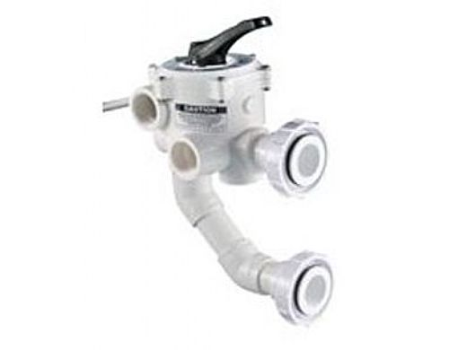 """Pentair Pre-Plumbed Multiport Valve Kit 1.5"""" for Sand and Quad D.E. 