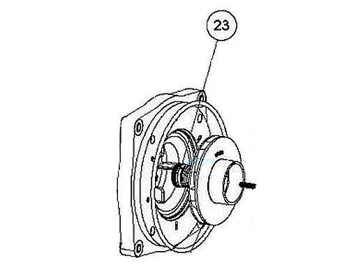 pentair seal 5  8 u0026quot  mechanical dynamo zj zk csl only