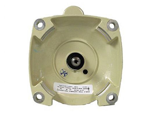 Replacement Pentair .5HP FR - .75HP UR Motor Square Flange Single Speed 60Hz 230-115V | Almond | 075232S 355018S