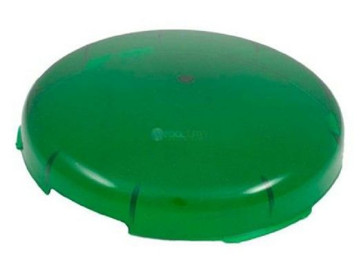 Pentair Kwik-Change Lens Cover   Green   650018