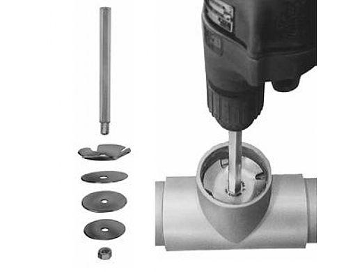 Pasco 125 Ram Bit Plastic Fitting Saver Abs Or Pvc 3242