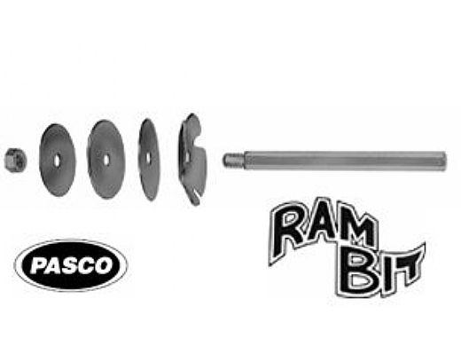 "Pasco 3254 4/"" Ram Bit Socket Saver Plastic Fitting Saver"