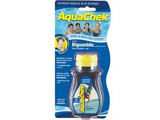 AquaChek® Blue Biguanide 3-in-1   561627A