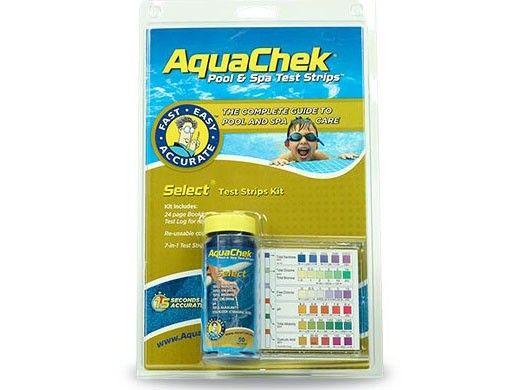 AquaChek®  Select 7-in-1 Test Strips Kit | 541604A