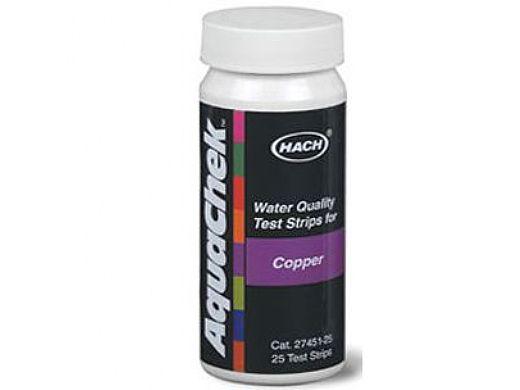AquaChek Copper Test Strips | 661454E