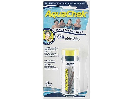 AquaChek® White Salt Titrators Test Strips   561140A