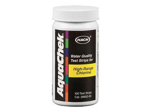 AquaChek® High Range Chlorine Test Strips | 652013