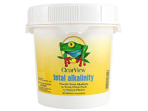 ClearView Total Alkalinity | 5 LB | CVTA005