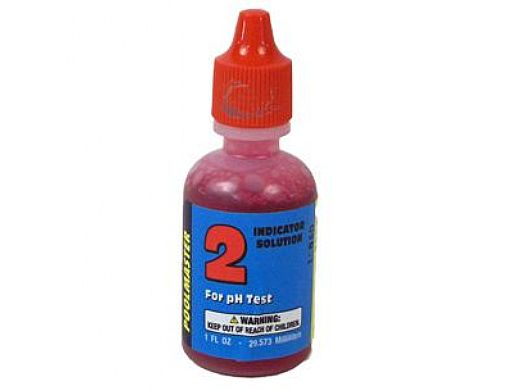 Poolmaster Phenol Red Solution #2 | 1 ounce | 23262