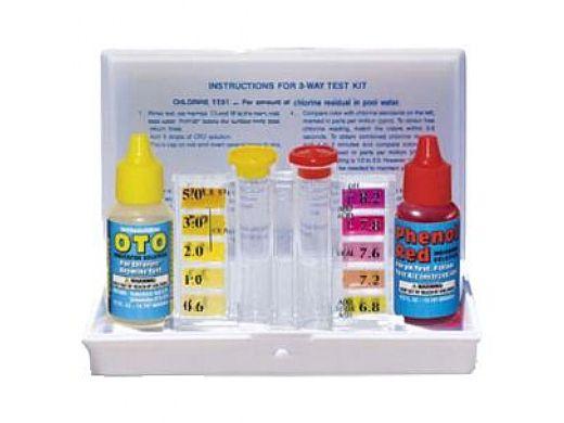 Poolmaster 3-Way Test Kit | 22241