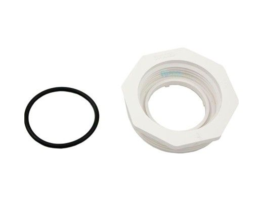 "Gecko Threaded Adapter with O-Ring | 1.5""x 2"" 