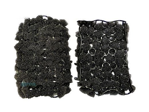 Aqua Products Foam Brush Assembly Pair   SPA2900