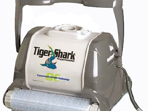 Hayward Tigershark Qc Robotic Inground Pool Cleaner Rc9990gr