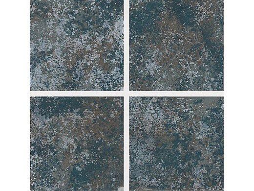 National Pool Tile Dakota 3x3 Series Pool Tile | Rushmore Blue | DK356
