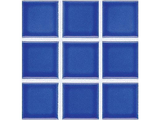 National Pool Tile 2x2 Glazed Series | Electric Blue | HM-220