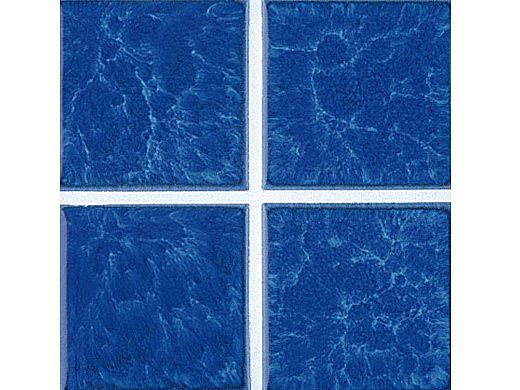National Pool Tile Harmony 3x3 Series | Lake Blue | HS344