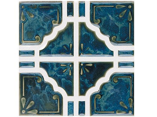 National Pool Tile Moonbeam Series | Ocean Green | ME33