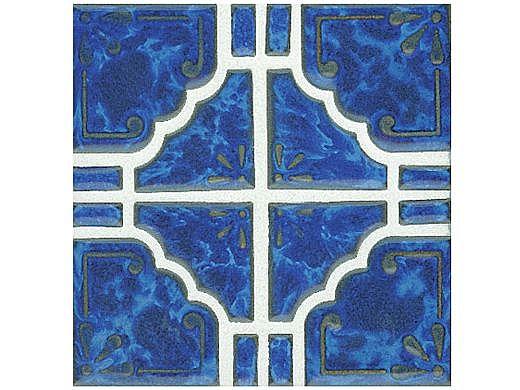National Pool Tile Moonbeam Series | Lake Blue | ME44