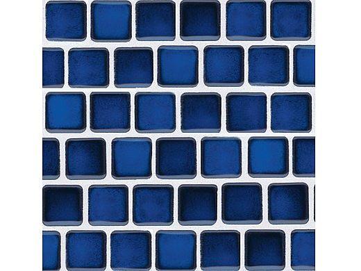 National Pool Tile Mini Koyn Series   Royal Blue   MK560