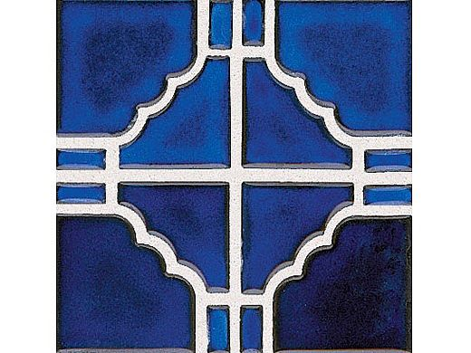 National Pool Tile Moonbeam Series | Cobalt Blue | STB808