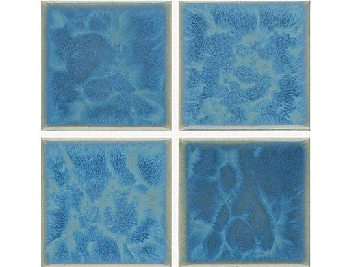 National Pool Tile Harmony 3x3 Series | Pacific Blue | HS341