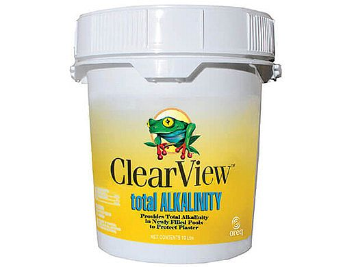 ClearView Total Alkalinity | 10 LB | CVTA010