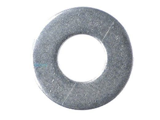 """Pentair Flat Washer 1/4"""" ID x 5/8"""" OD Stainless Steel 