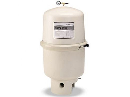 Pentair SMBW4036 Fiberglass D.E. Filter | 35 Square Feet with Built-In Backwash Valve | 011554