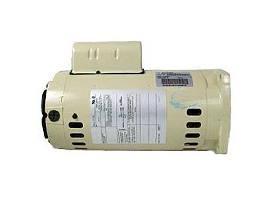 Replacement Pentair Square Flange Motor Energy Efficient | .75HP 115V 208V/230V | Almond | 071313S BPA449 | EB661A | ASB661A | 355008S