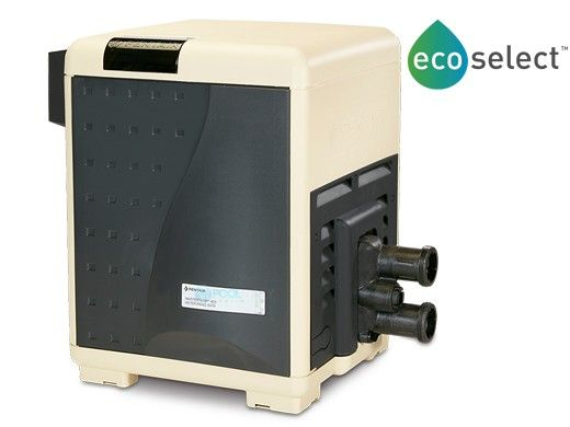 Pentair MasterTemp Low NOx Commercial Swimming Pool Heater - Electronic Ignition - Natural Gas - 250,000 BTU ASME - 460771