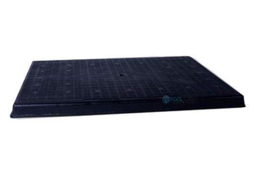 "DiversiTech The Black Pad Plastic Equipment Pad 24""x36""x2"" | EP2436-2"