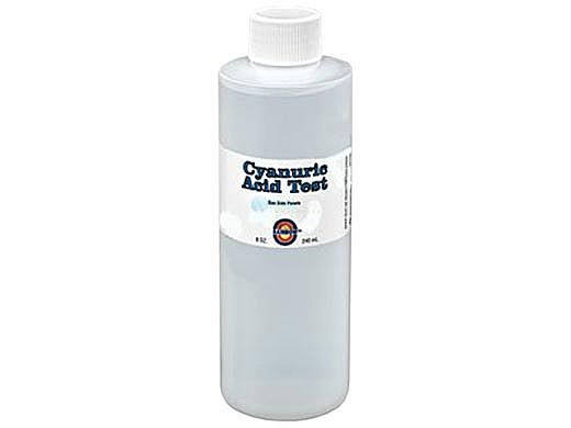Pentair Cyanuric Acid Reagent | 8 oz | R161596