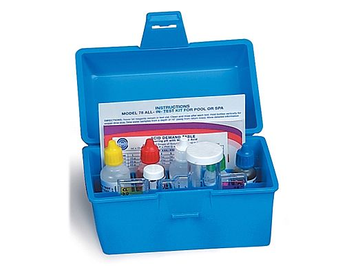 Pentair All-in-One 4 Way Test Kit | #78HR | R151186
