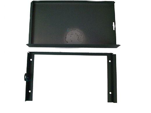Raypak Rheem Poolstat Thermostat Cover and Lock Kit   All Heat Pump Models   009540