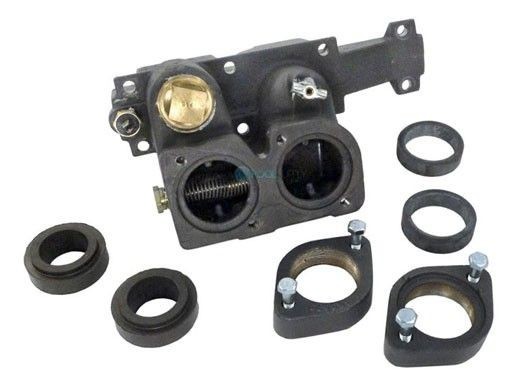 Raypak Complete Cast Iron Inlet/Outlet Header ASME   006730F