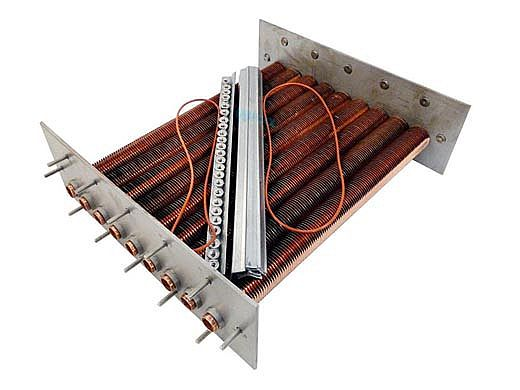 Raypak Heat Exchanger Tube Bundle Copper 266 267 for Polymer Heads | 010060F