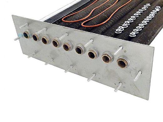 Raypak Cupro Nickel 336A Tube Bundle   Prior to 7-2013   010366F