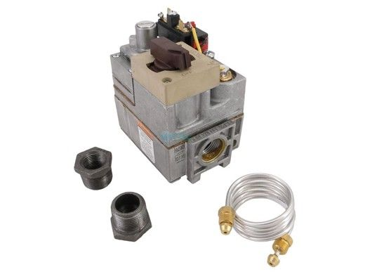 Raypak Combination Gas Valve | Natural Gas - Millivolt Units | 003898F