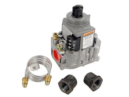 Raypak Electronic Combination Gas Valve | Propane Gas - IID Units | 004306F